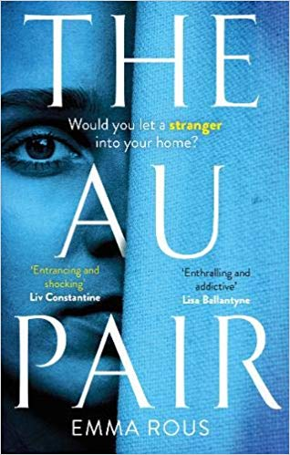Jacket for 'The Au Pair'
