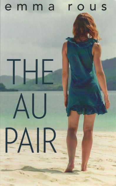 Jacket for The Au Pair;